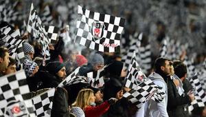 Beşiktaşlı derbi biletlerini kapıştı