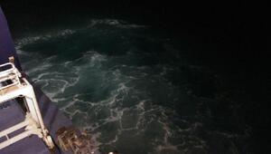 Denizi kirleten gemiye 60 bin lira ceza