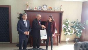 YYÜ öğrencisi Taşkın Türkiye 2incisi oldu