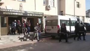 Şanlıurfa'da tefecilik operasyonuna 10 tutuklama