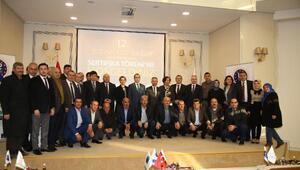 Kahramankazan Belediyesi 12 yıldız şehri ödülünü aldı