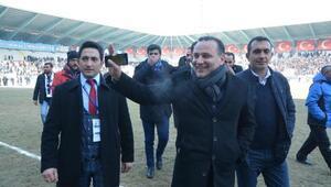 Büyükşehir Belediye Erzurumspor Başkanı Demirhan : Dünya yıldızlarını Erzurumspora transfer edeceğim