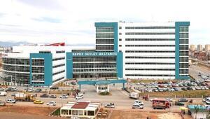 Devlet Hastanesi 87 bin hasta kabul etti