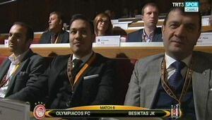 Beşiktaşın UEFAda rakibi Olympiakos oldu