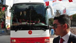 Cumhurbaşkanı Erdoğan Manisada