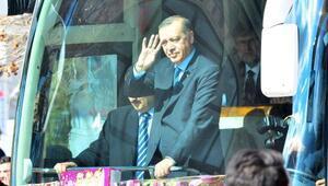 Cumhurbaşkanı Erdoğan Manisada - ek fotoğraflar