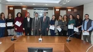 DTOdan 60 girişimci adayına sertifika