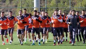 Adanaspor, Aytemiz Alanyaspor maçı hazırlıklarını tamamladı