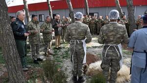 Genelkurmay Başkanı, Suriye sınırında (2)
