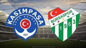 Kasımpaşa 4-0 Bursaspor