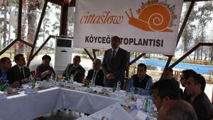 Cittaslow Çalıştayı Köyceğizde yapıldı