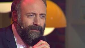 Halit Ergençin performansı stüdyoyu salladı