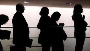 İşsiz sayısı rekor kırdı