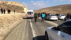Mardin-Diyarbakır karayolunda askeri aracın geçişinden sonra patlama
