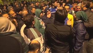 Bursasporlu futbolculara takım otobüsünde saldırı