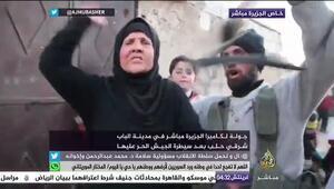 El Bab kutlama yapıyor, Tadifte DEAŞ terörü geri döndü