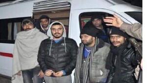 Iğdırda 119 kaçak yakalandı