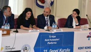 Kent Konseyleri Milasta buluştu