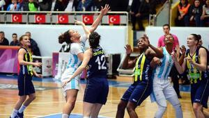 Adana Asikspor - Fenerbahçe : 69-76