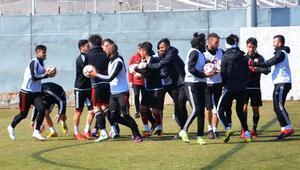 Sivasspor, Gaziantep Büyükşehir Belediyespor hazırlıklarını tamamladı