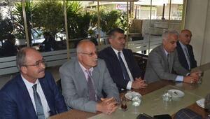 MHPli Baştan Kozanda referandum toplantısı