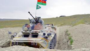 Son dakika: Ermenistan-Azerbaycan cephe hattında yoğun çatışmalar