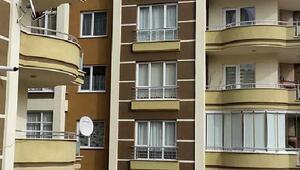 Kastamonuda 6ncı kattan düşen çocuk yaralı kurtudu