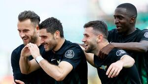 Akhisar Belediyespor 3-0 Antalyaspor