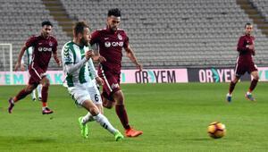 Atiker Konyaspor 1-1 Trabzonspor