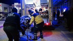 El Babda yaralanan 12 ÖSO askeri, Kilise getirildi