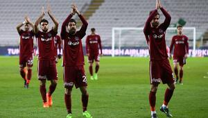 Trabzonspor, 2017de kaybetmeyen tek takım