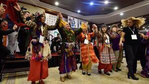 Çalıştayda söz Yörük türkülerinde
