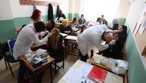 Baygem öğrencilerine sağlık eğitimi