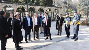 Şanlıurfada, Turizm Zabıta ekibi kuruldu