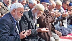 Hassa'da yağmur duasına çıkıldı