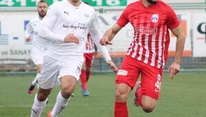 Yeşil Bursa-Dardanelspor Fotoğraflar