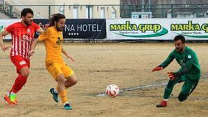 Sivas Belediyespor-Bucaspor: 2-0