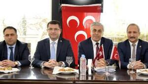 MHP, Antalyada istişarede bulundu