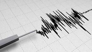 Antalyada 3.6 büyüklüğünde deprem