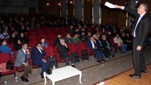 Harp Malulü Gaziler Şehit Dul ve Yetimleri Derneği Kayseri Şubesi kongresi yapıldı