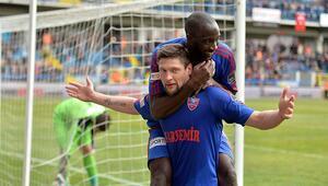 Karabükspor 1-0 Gençlerbirliği