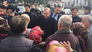 Cumhurbaşkanı Erdoğana doğum günü sürprizi