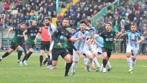 Kocaelispor-Karacabey Birlikspor: 1-1