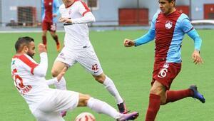 1461 Trabzon-Kastamonuspor 1966: 1-1