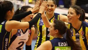 Zorlu maç Fenerbahçenin