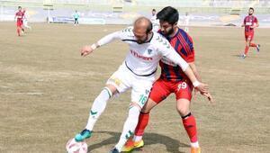 Konya Anadolu Selçukspor-Zonguldak Kömürspor: 1-0
