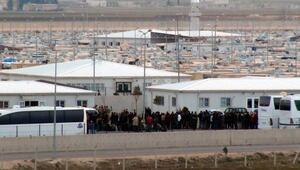 Türkiyede eğitilen muhalif Suriyeli polisler ülkelerine dönüyor