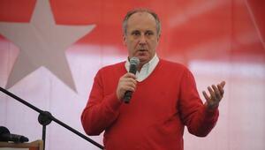 CHP'li İnce: Bu topraklar Binali Yıldırım gibi bir siyasetçi görmedi