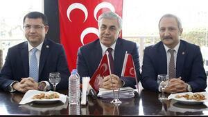 MHPli Günal: Ülkenin birliği için evet diyoruz