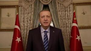 Cumhurbaşkanı Erdoğandan videolu doğumgünü teşekkür mesajı